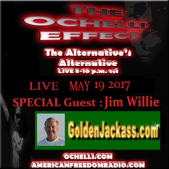 05/19/2017 Friday - Jim Willie from GoldenJackass.com Suadi, Italy, business as Usual?